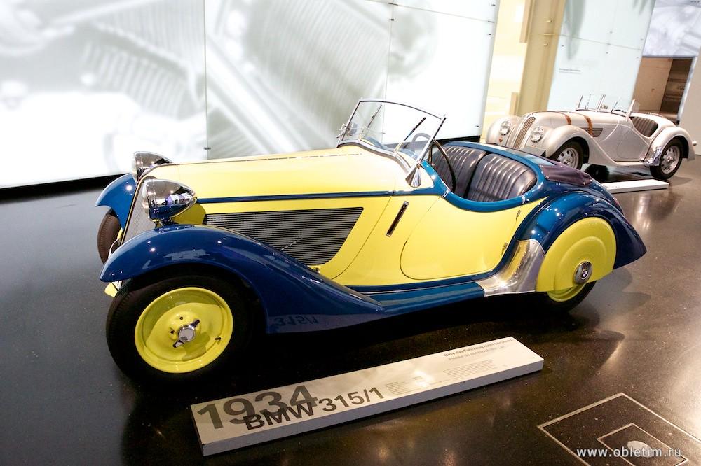 BMW 315/1 (1934 год)