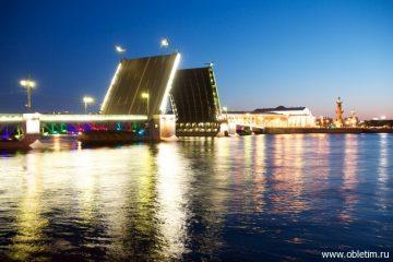 Белые ночи Санкт-Петербурга
