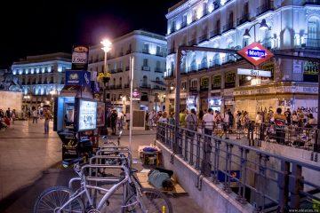 Мадрид – описание и фотографии города