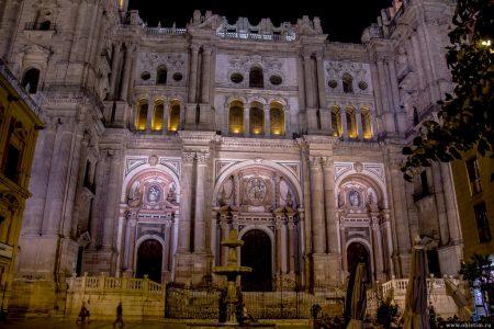 Малага – описание и фотографии города