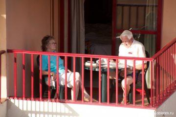 Фуэнхирола осенью или город пожилых людей
