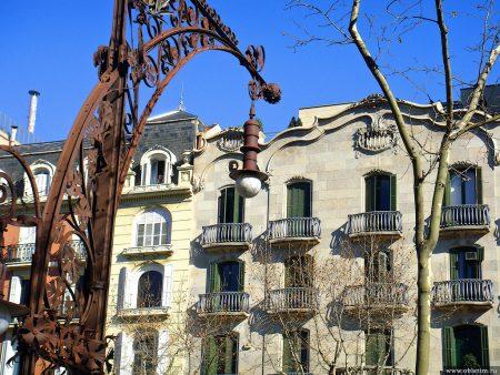 Барселона – город архитектора Гауди