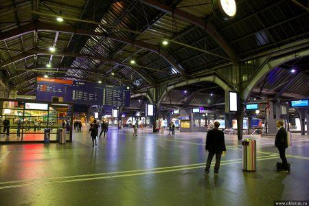 Как добраться из аэропорта Цюриха в центр города