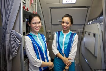 Авиакомпания Bangkok Airways (Бангкок Эйрвэйз)