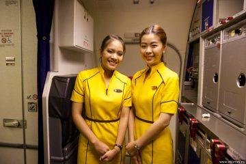 Авиакомпания Nok Air (Нок Эйр)