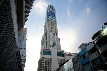 Baiyoke Sky Tower –самое высокое здание в Бангкоке