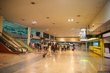 Как добраться из аэропорта Донмыанг в центр город Бангкок