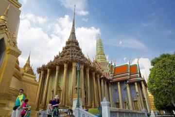 Большой Королевский дворец / Храм изумрудного Будды