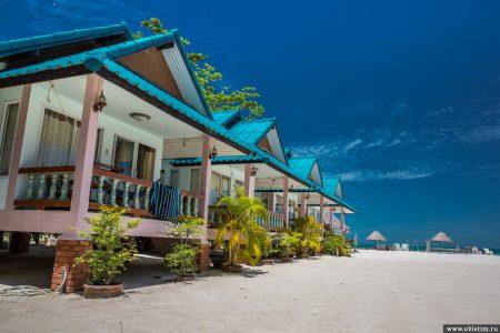 Отель на острове Панган –Nice Sea Resort