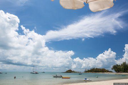 Пляж Чонг-Мон (Choeng Mon) на Самуи
