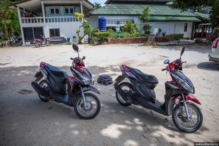 Аренда скутеров на Самуи