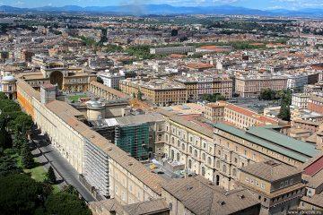 Сикстинская Каппела и другие музеи Ватикана
